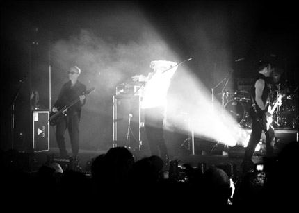 Bauhaus in Concert