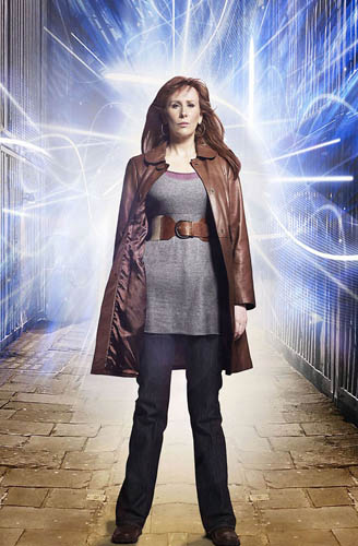 Donna Noble - Wallpaper