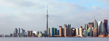Toronto - or as the natives call it, Tronna.