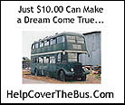 Help Cover The Bus Webpage